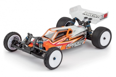 Buggy 1:10 2WD RC10B6 & RC10B6D von Associated