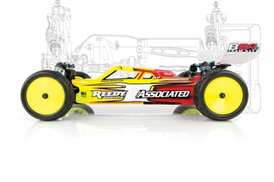 Buggy 4WD 1:10 RC10B64D von Associated